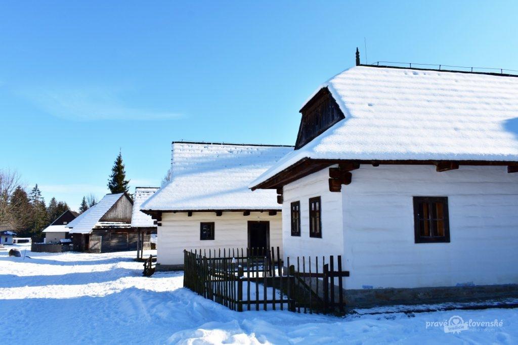 Zimná rozprávka v Pribyline