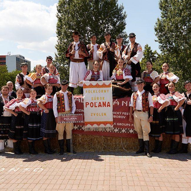 Folklórny súbor Poľana