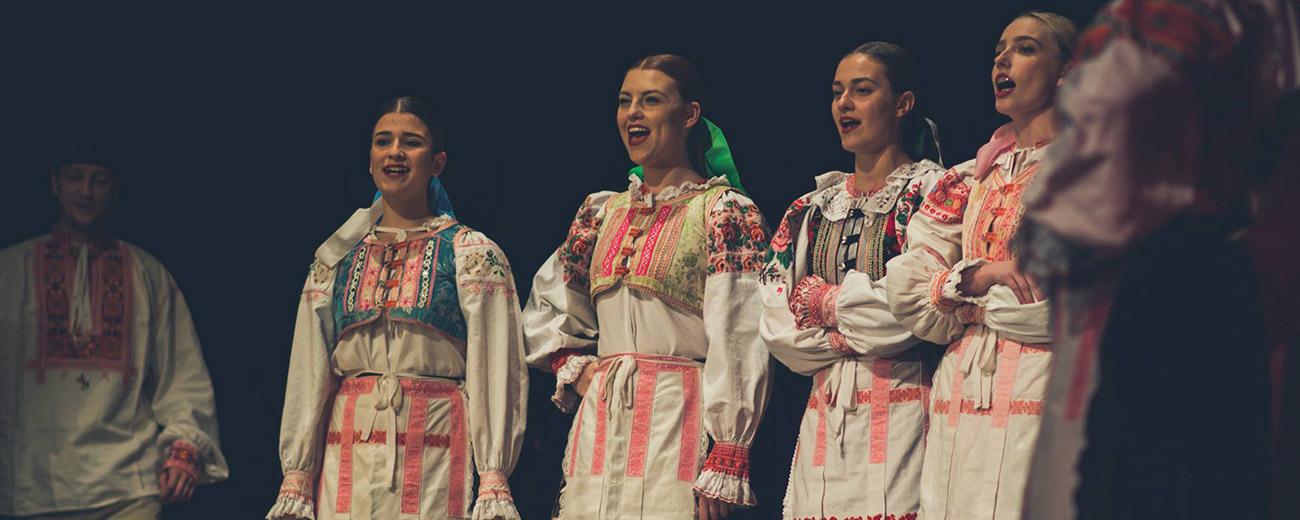 Folklórny súbor Jánošík Svit