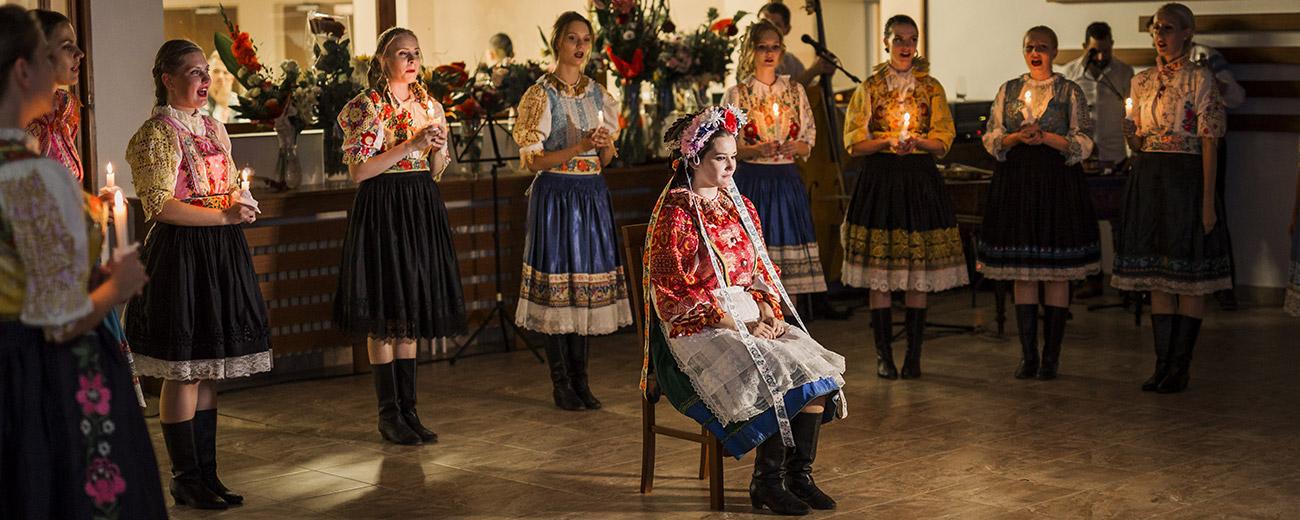Folklórny súbor Máj