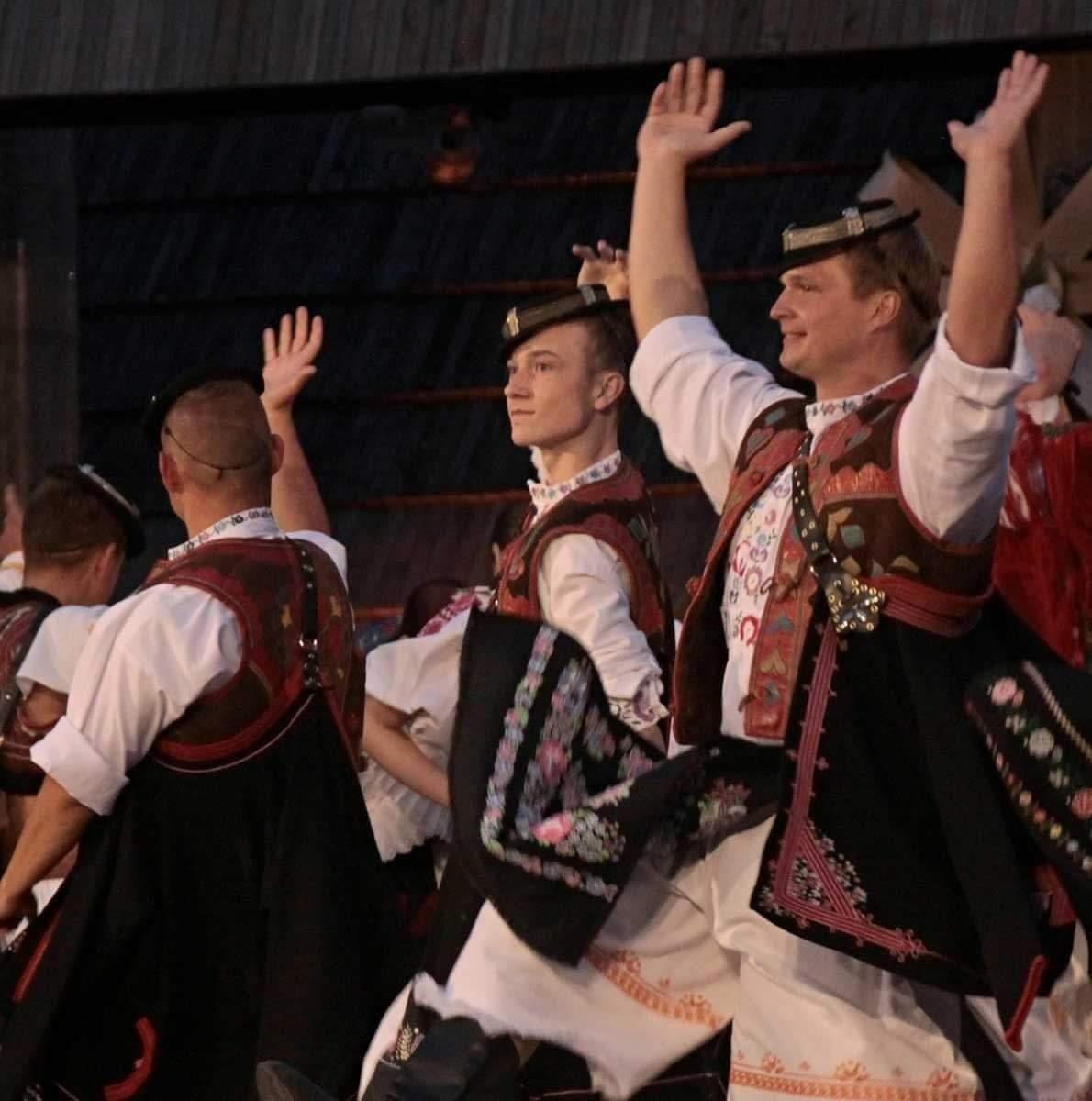 Folklórny súbor Hriňovčan
