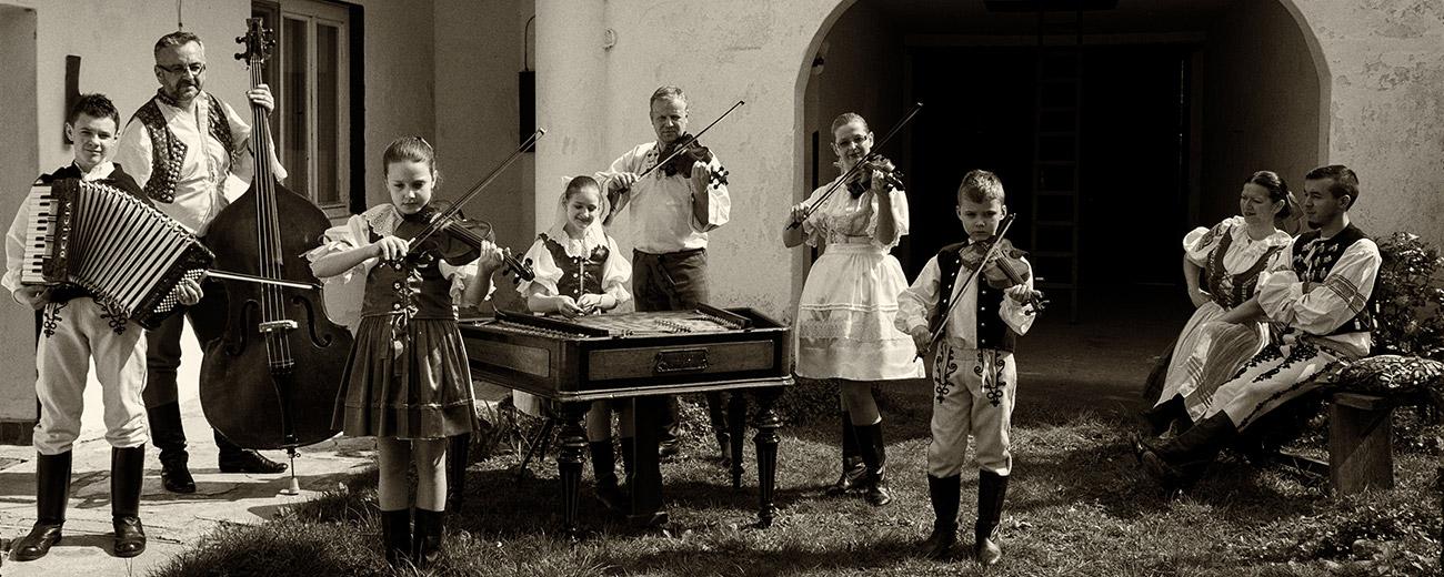 Detský folklórny súbor Juránek