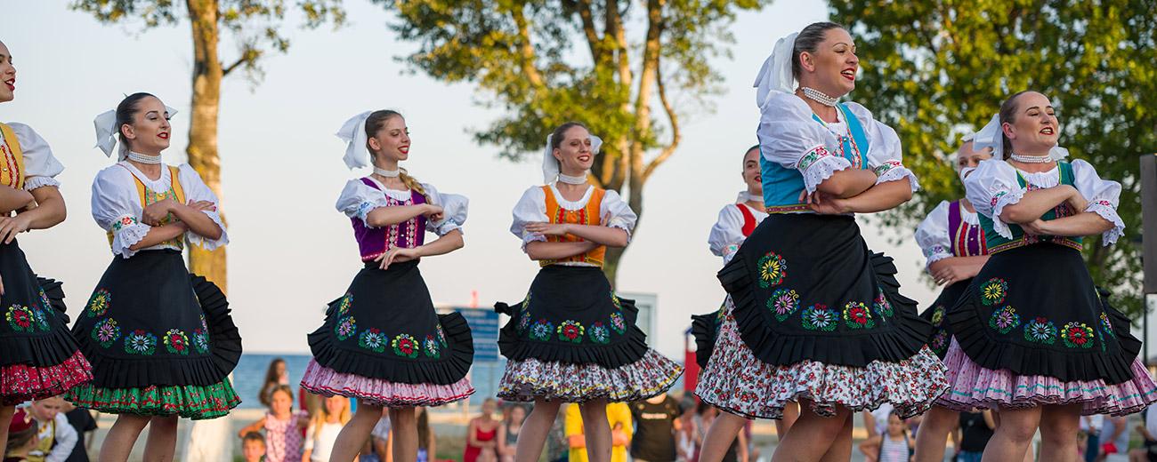 Folklórny súbor Bystrančan
