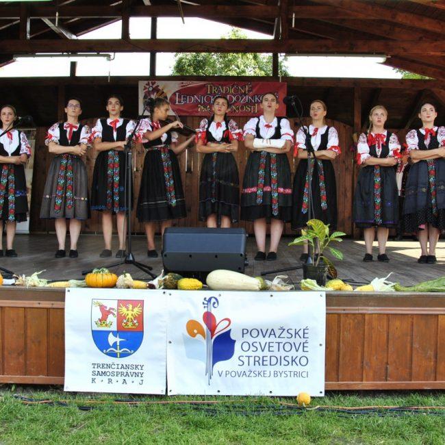 Folklórna skupina Ledničanka
